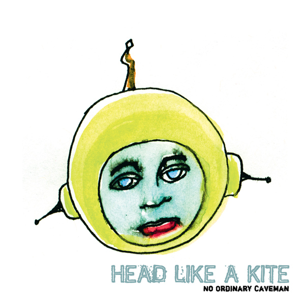 MH-039 Head Like A Kite - No Ordinary Caveman