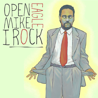 MH-046 Open Mike Eagle - I Rock