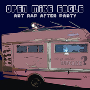 MH-049 Open Mike Eagle - Art Rap After Party