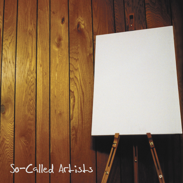 MH-204 So-Called Artists - Paint By Number Songs