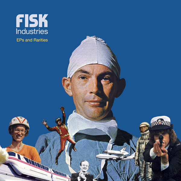 MH-253 Fisk Industries - EPs And Rarities