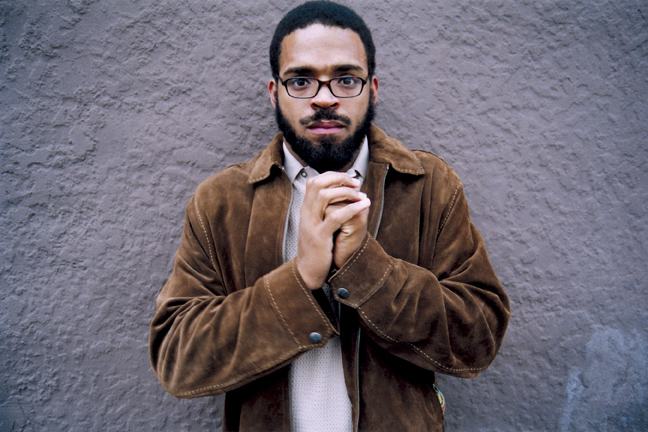 Busdriver Photo - Mush Records Artist