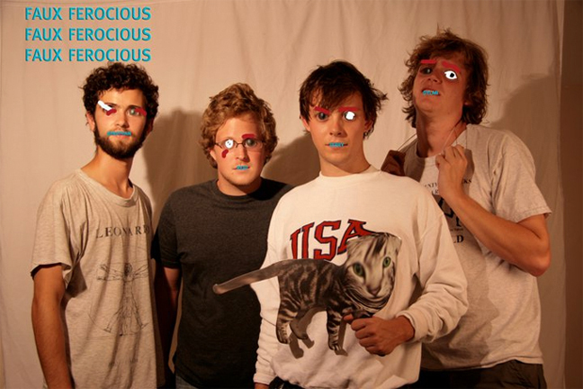 Faux Ferocious Photo - Mush Records Artist